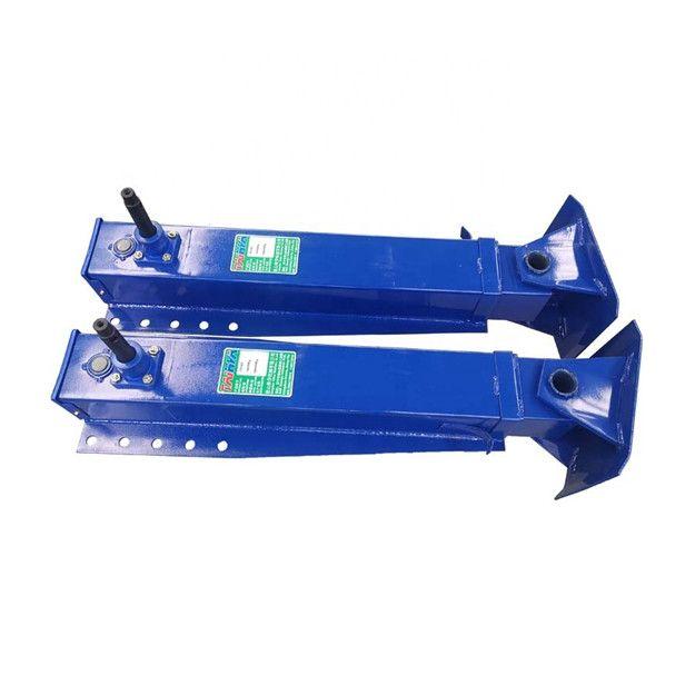 馬腿貨車掛車支撐裝置總成廠家直銷 液壓支腿 手搖式掛車馬腿