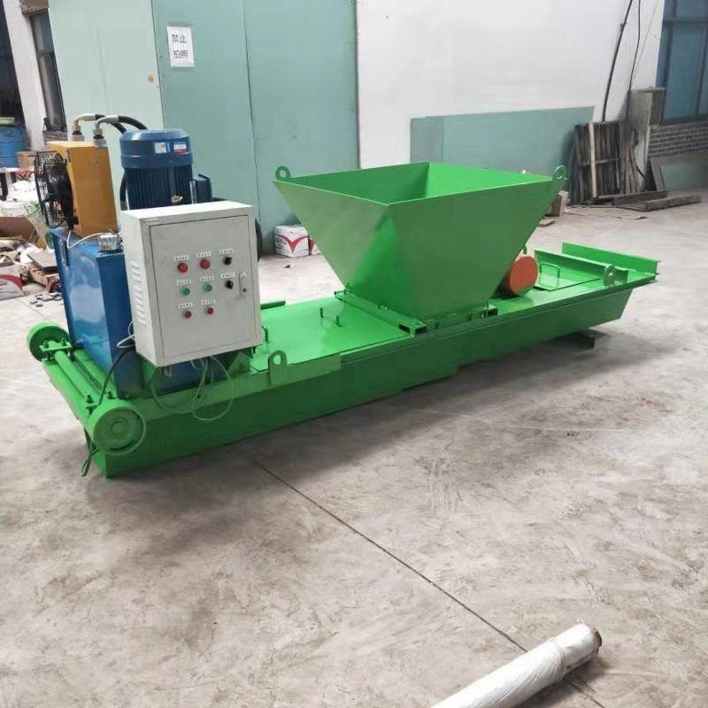 渠道衬砌机 u型水渠修建机 水利沟渠滑模机 自走式梯形渠道成型机