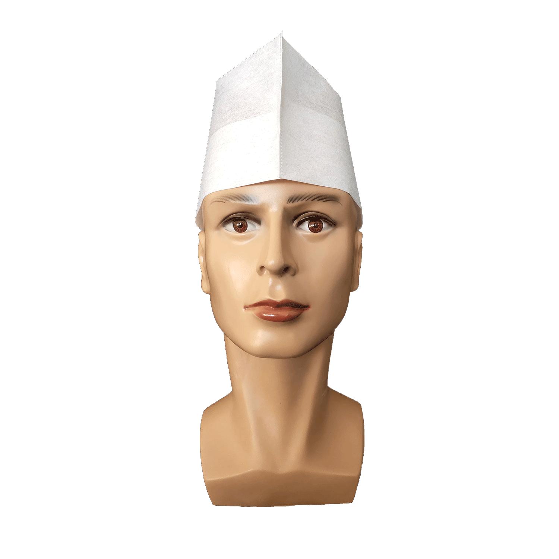 廠家專業生產直銷酒店餐飲小船帽 廚工帽 船形廚師帽 低帽