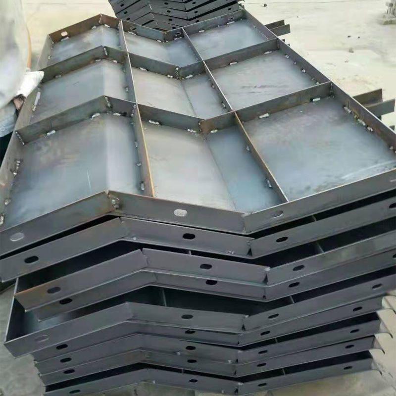防撞墙钢模具的介绍-双桥区公路防撞墙钢模具