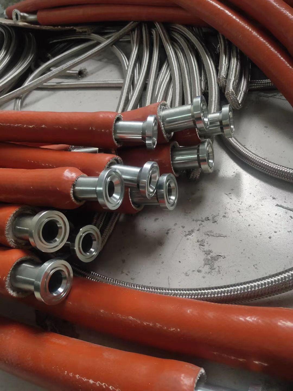 供应包塑金属软管,耐高温金属软管