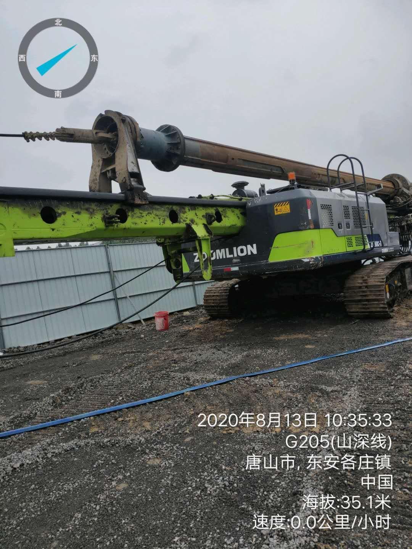 北京旋挖钻机租赁