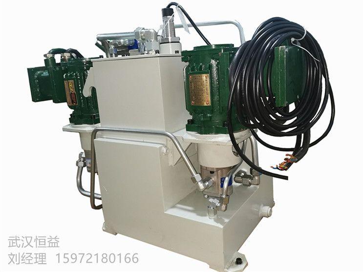 山西運城煤礦電動無軌膠輪車液壓制動轉向系統外形緊湊功能多廠家直銷