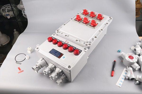 海洋工程大電流BXMD 防爆配電箱