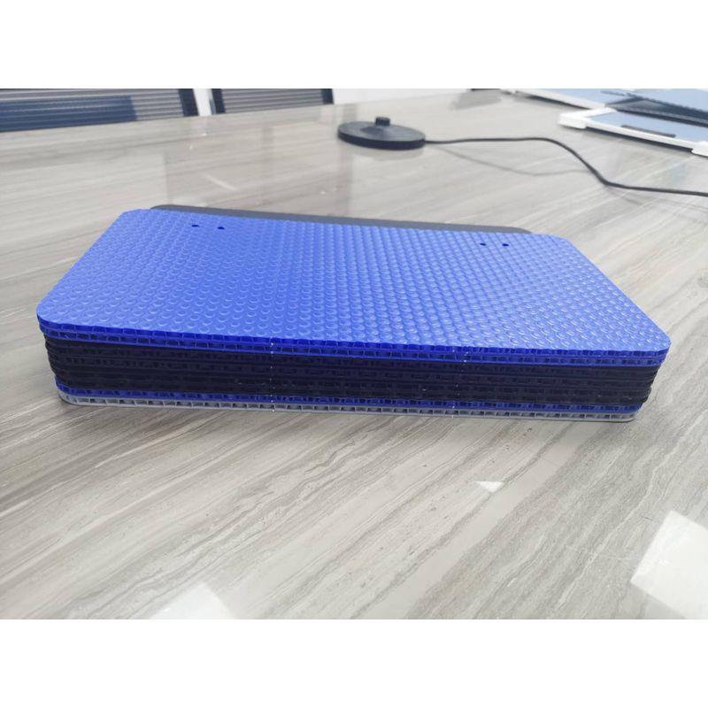 蓝色蜂窝板,灰色蜂窝板,箱包垫板