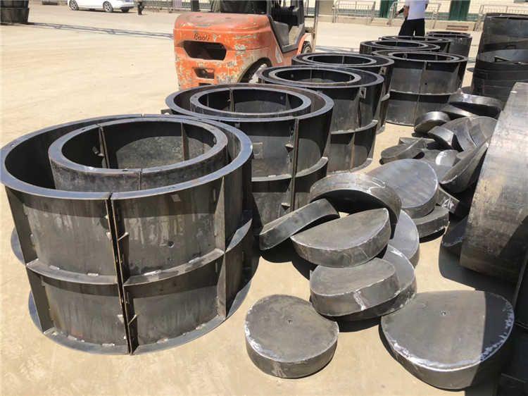 水泥检查井模具-水泥检查井钢模具
