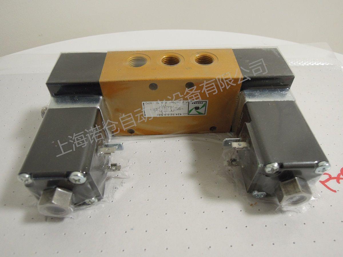 424.32.0.1.S57  PNEUMAX电磁阀