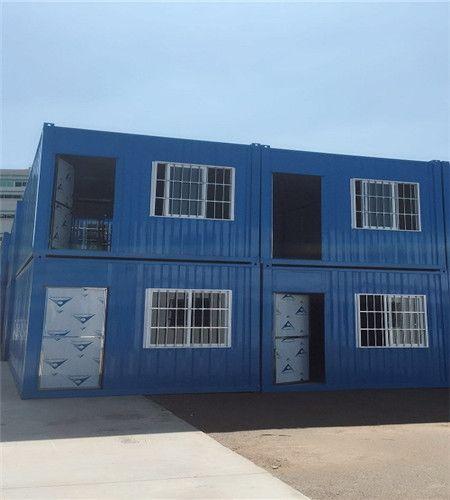 珠海斗门住人集装箱活动房租赁价格一般多少