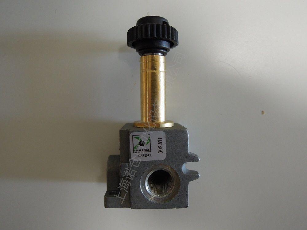 305.M1/2  PNEUMAX直动电磁阀