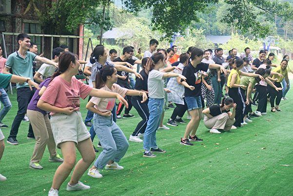 广州团建拓展训练基地