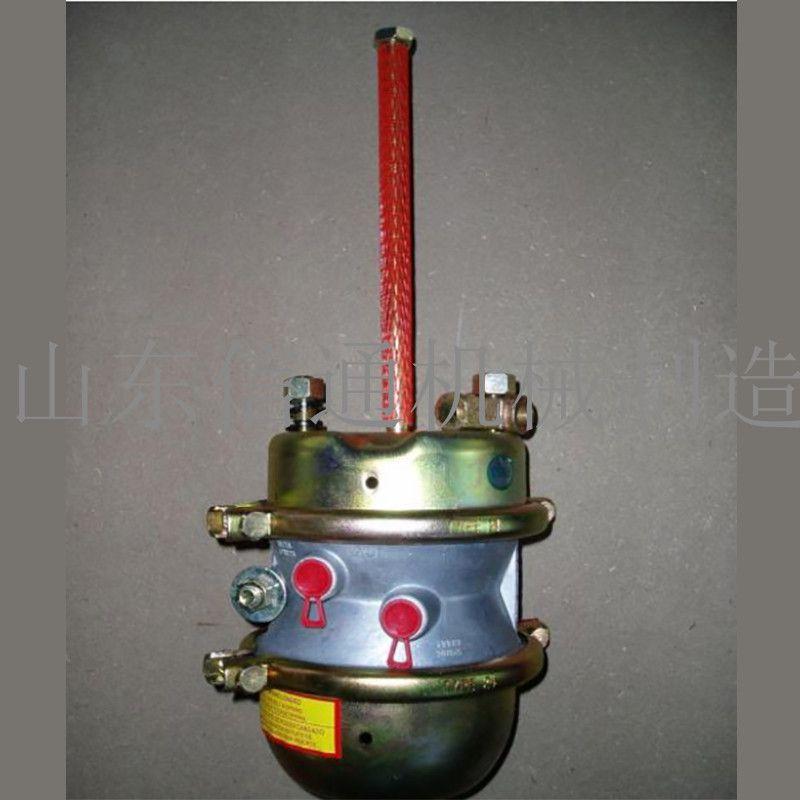供应批发半挂车刹车分泵、气室、双气室单气室挂车配件