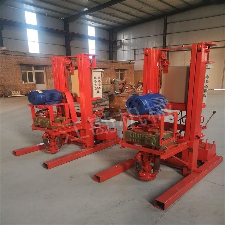 拖車式降水井鉆機 地熱空調井鉆機 煤改電鉆機整套價格
