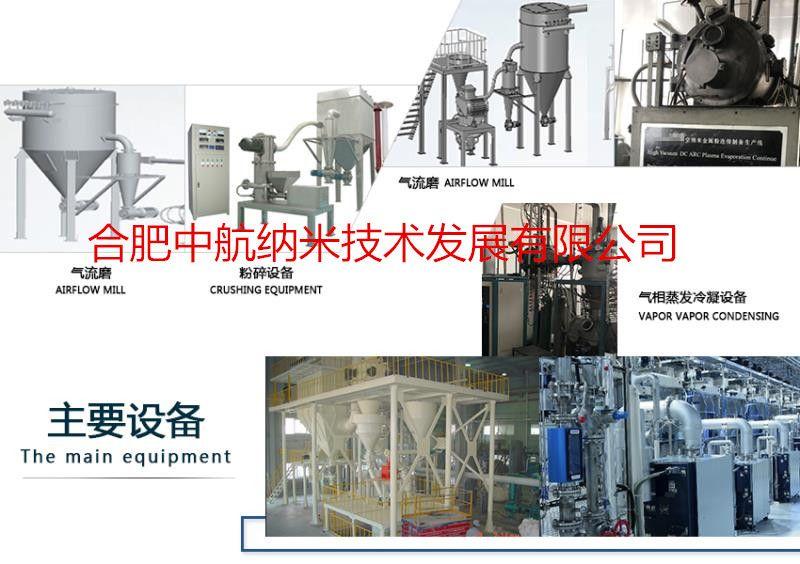 中航納米 廠家直供 納米氮化鈦粉