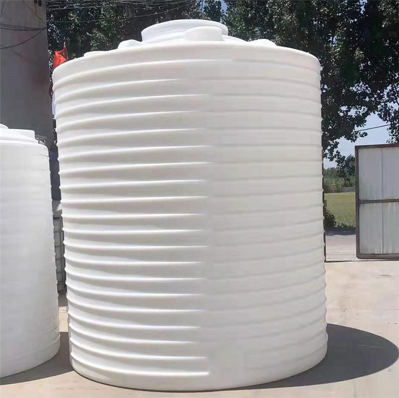 10吨加厚塑料水箱-10立方化工蓄水桶批发水罐厂家塑胶pe水塔