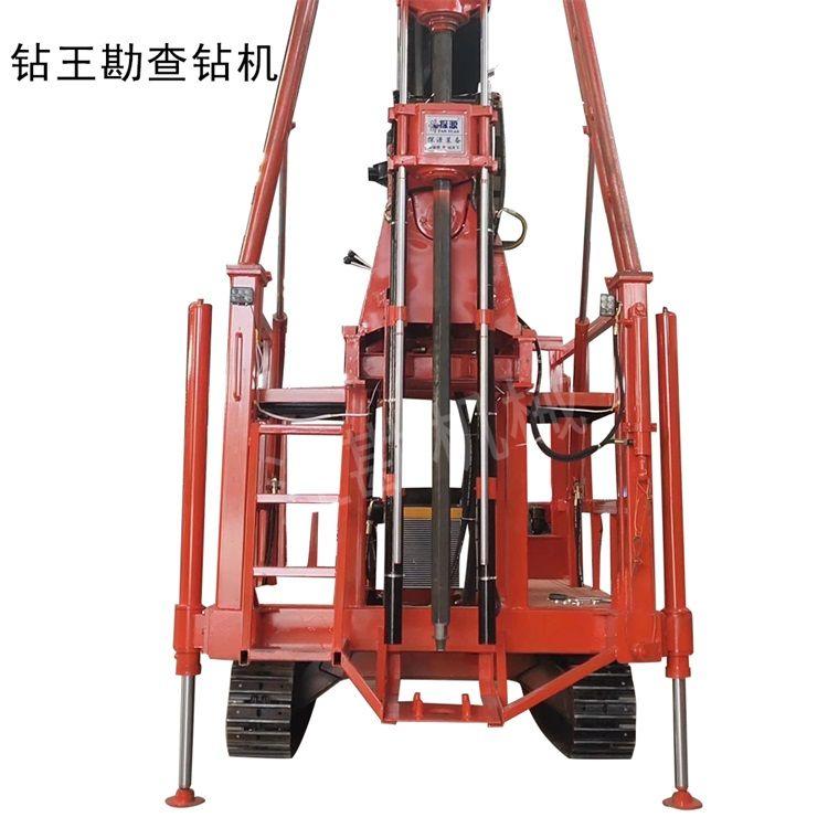 中石油專用XY-2B地質勘查鉆王 鉆王廠家
