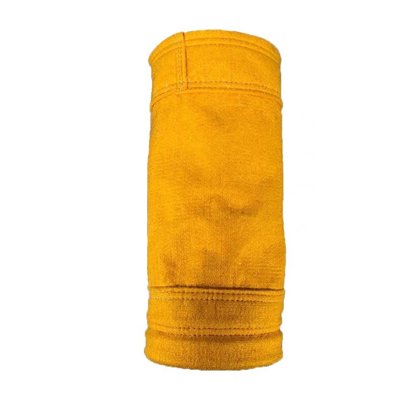 P84針刺氈布料工業鋼鐵冶金發電廠煙氣凈化耐高溫除塵器濾袋
