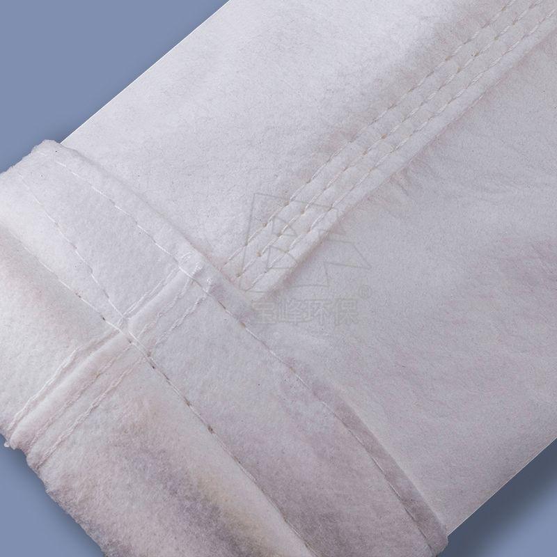 滌綸針刺氈布料液體油氣性機電化工水泥家具廠專用環保除塵器濾袋