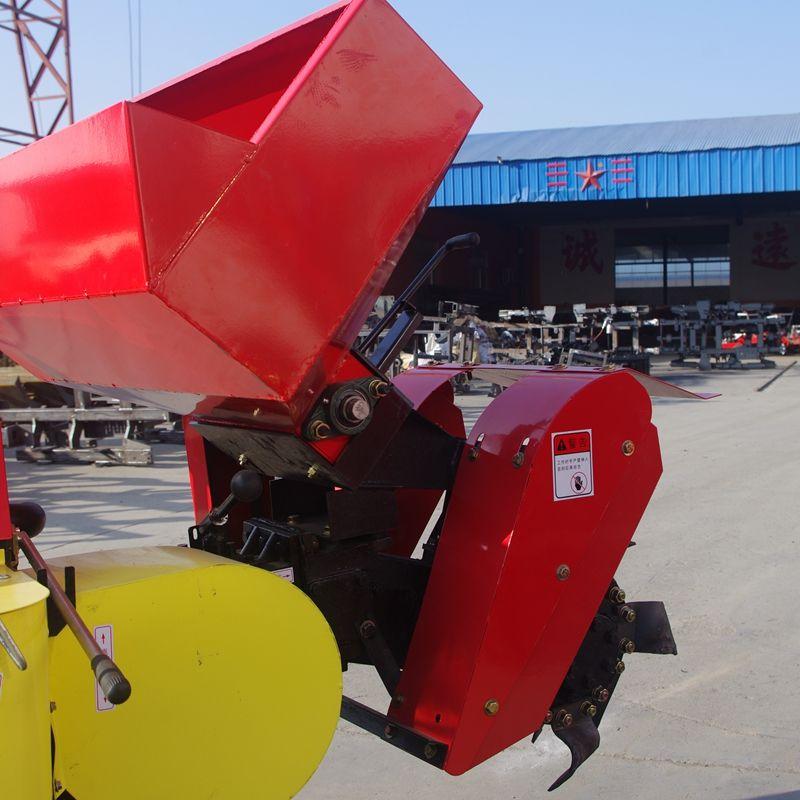 新型農用履帶式旋耕機 大馬力果園大棚開溝施肥回填機