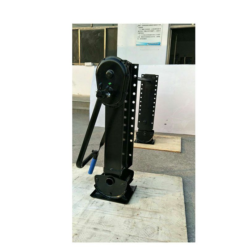 供应集装箱车身支撑装置 拖车联动支撑装置 半挂车28吨支撑装置