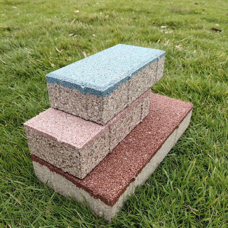 陶瓷透水磚 灰色陶瓷透水磚廠家直供支持定制