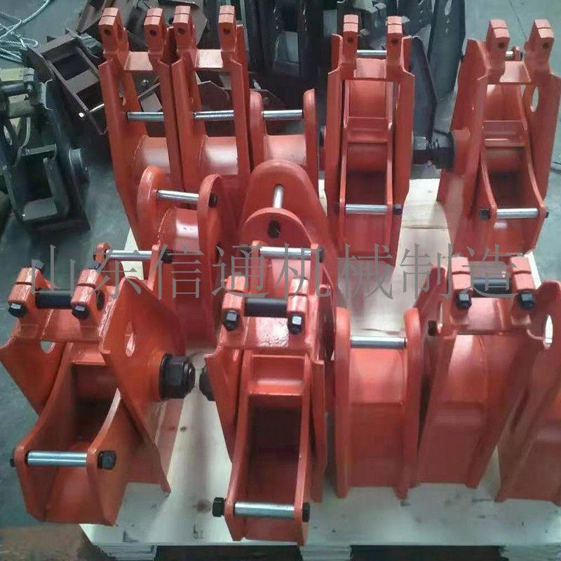 外贸接单厂家定制半挂车配件 13吨美式悬架悬挂