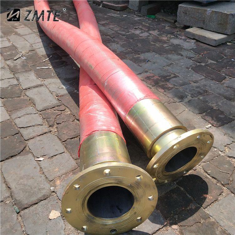 中美 供应 大口径抽水排污胶管 高压大口径胶管 厂家定制