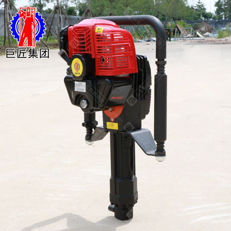 非擾動土壤取樣器QTZ-2手持式原狀取土鉆機10米