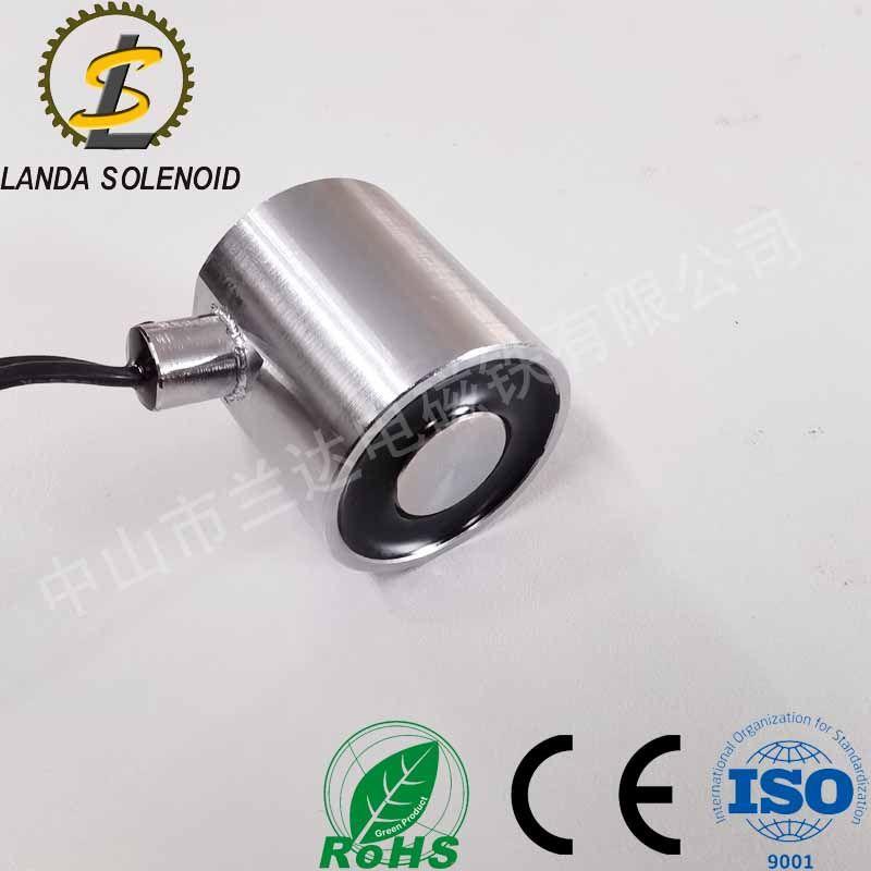 直流電源電磁鐵H3530 圓形吸盤式