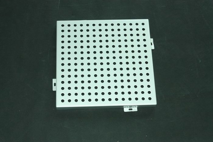 穿孔吸音鋁板