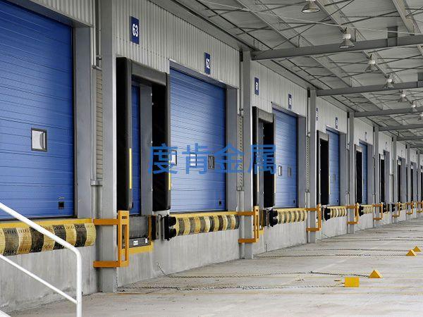 南通提升门安装工程
