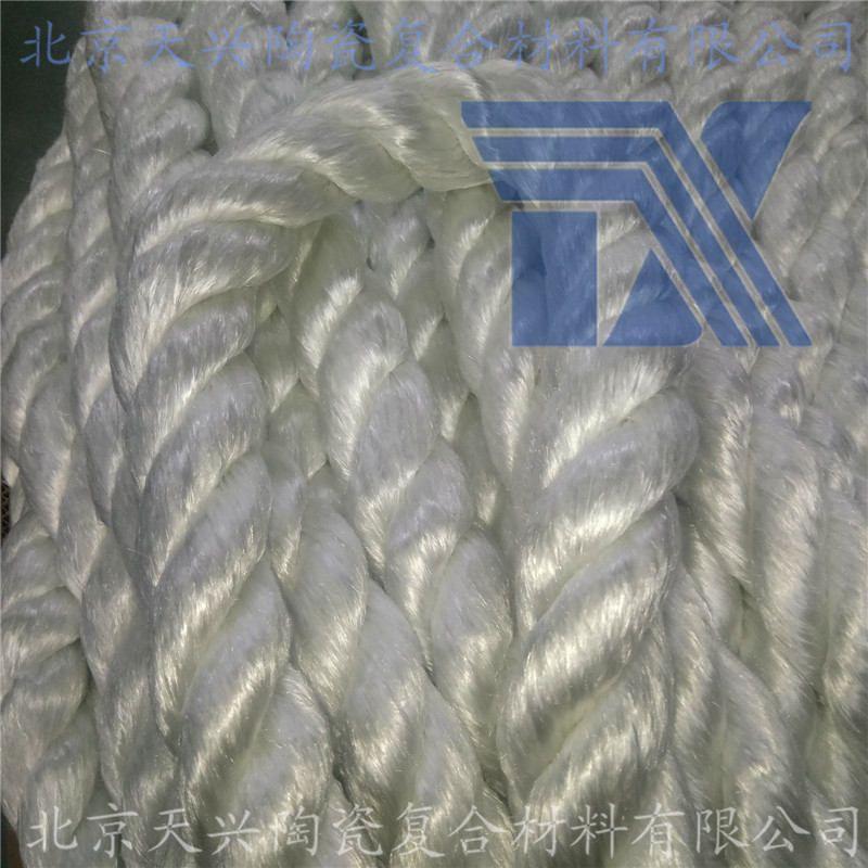 天兴 玻璃纤维扭绳 盘根 密封条 玻纤毛条