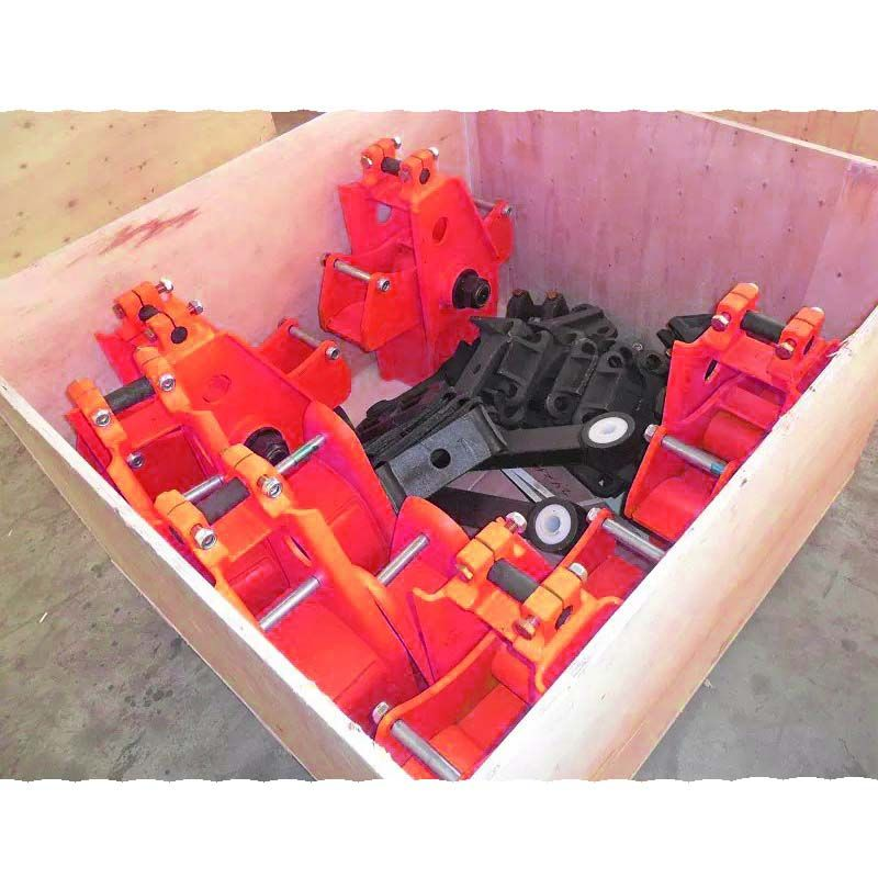 信通厂家供应轻型重型美式机械悬架 6个厚8个厚美式悬架 出口标准