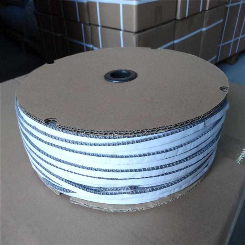 天兴 玻璃纤维横编带 壁炉密封条 贴双面胶耐火带