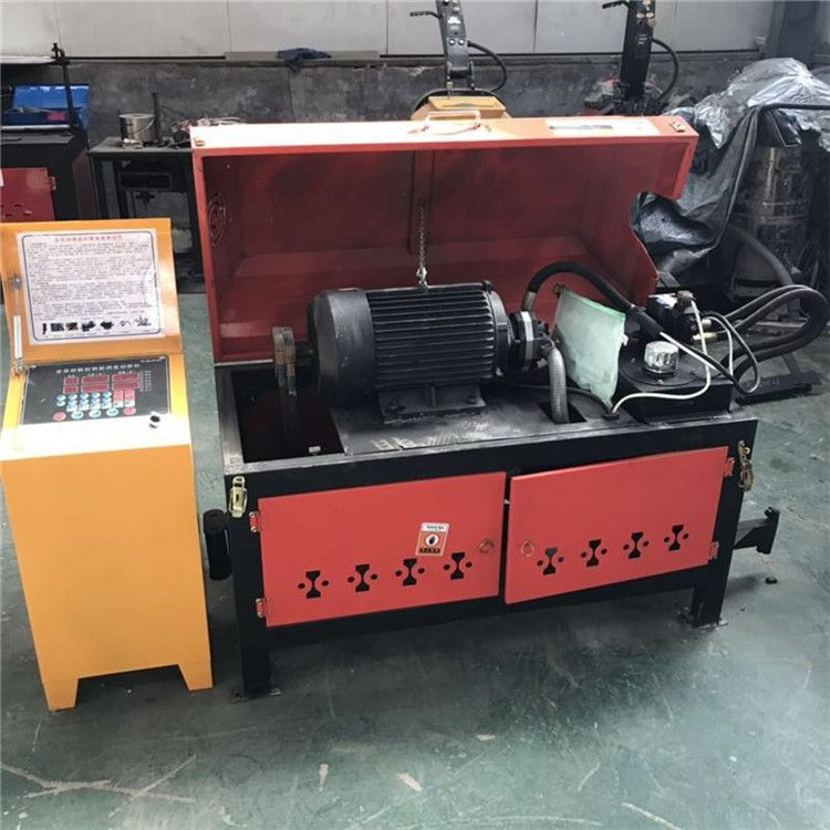 山东零误差钢筋调直切断机 液压自动调直切断机 变频切断机厂家