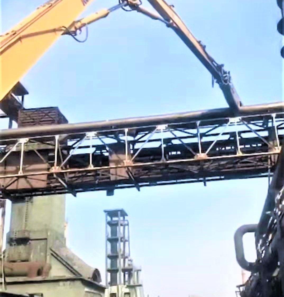 潍坊潍坊高空拆废钢设备