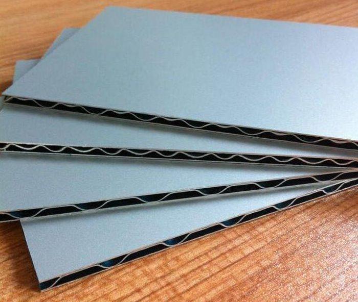 鋁錐芯復合板