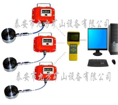 煤矿用锚杆锚索应力传感器生产厂家