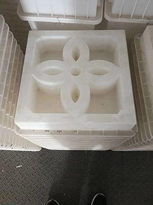仿古窗花模具-混凝土预制砖模具