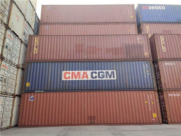 天津二手集裝箱 全新集裝箱6米12米優惠出售