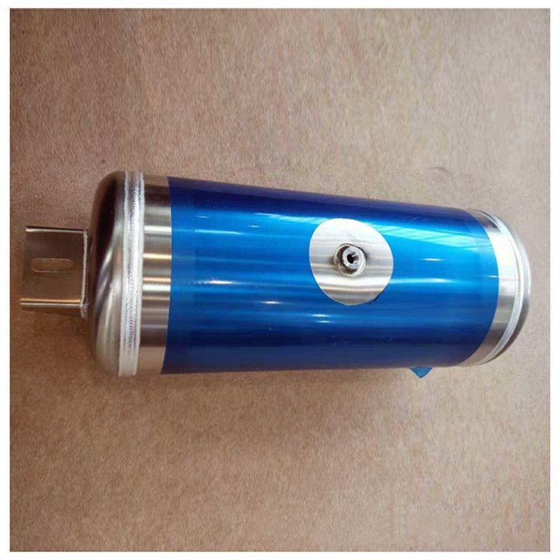厂家供应半挂车储气筒 各种型号储气筒