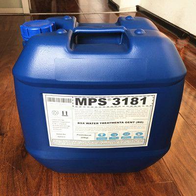 淄博彬盛翔反渗透膜阻垢剂MPS3181进口效能