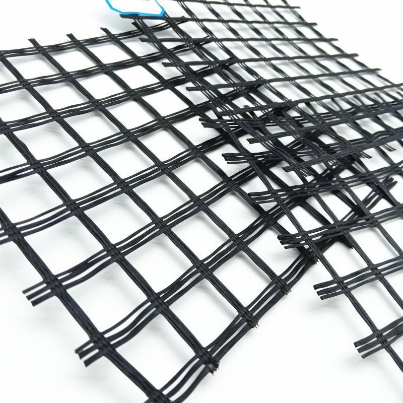 路面防开裂用玻纤土工格栅