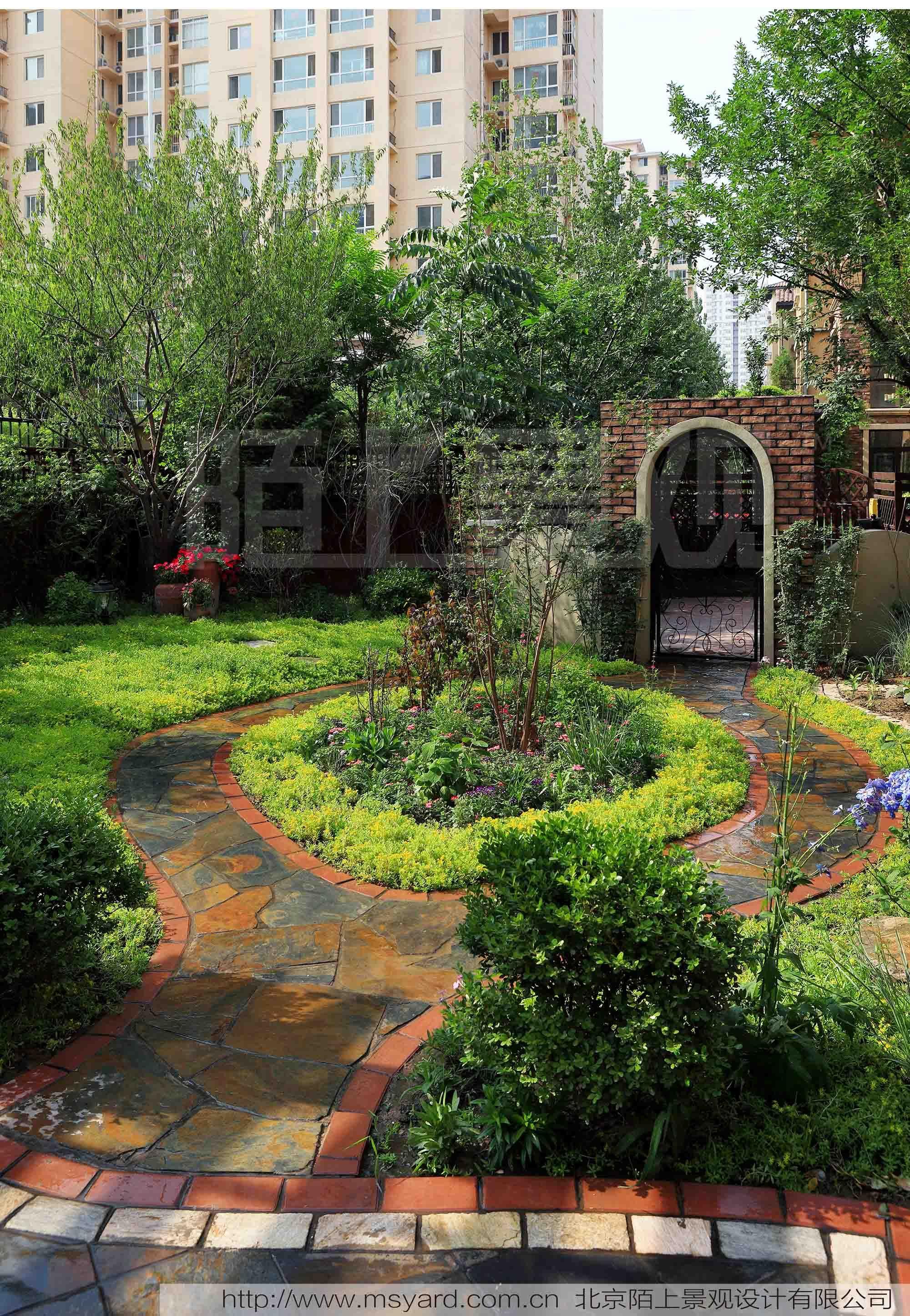 私人花园庭院,你的专属空间