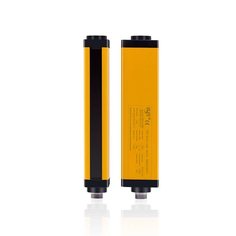 ESPE意普-ESE系列安全光柵的功能,響應時間短、可靠性高