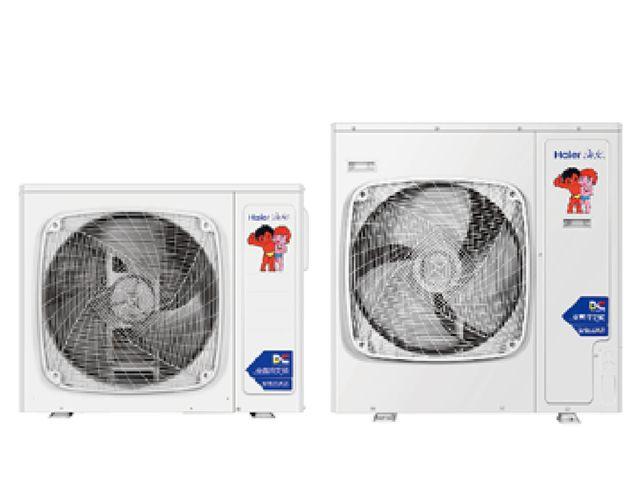 空调地暖一体机