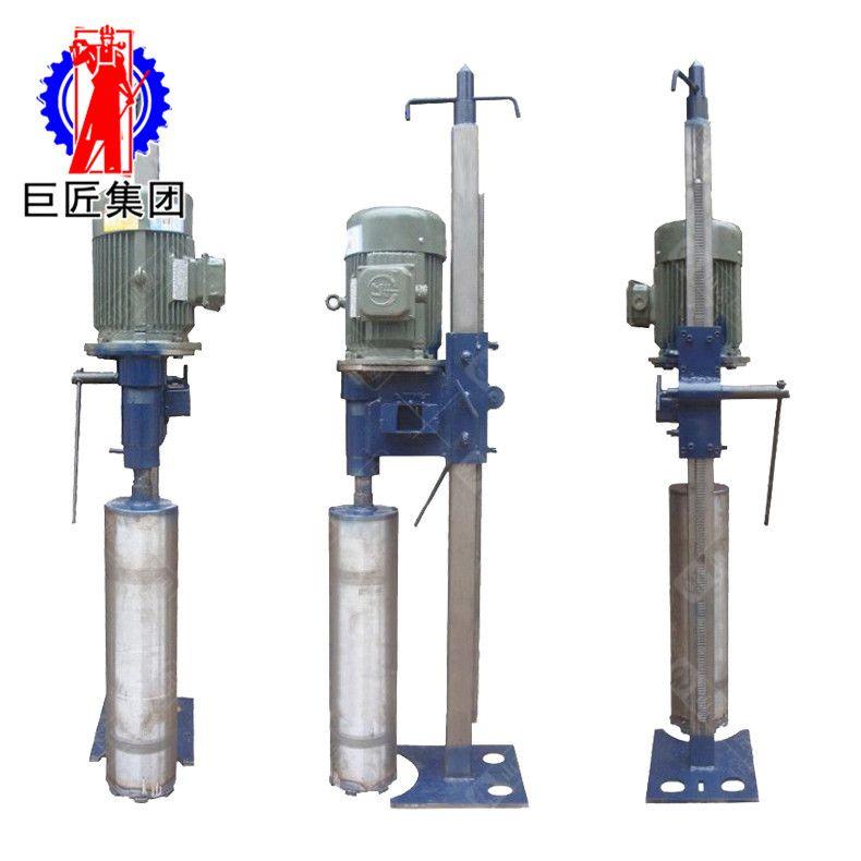 HZD-L系列三相电立式工程水磨钻机打桩机建筑工程打桩机