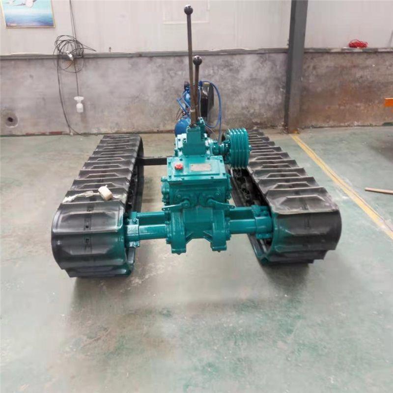 工程机械履带底盘 液压履带底盘 四轮一带挖机配件