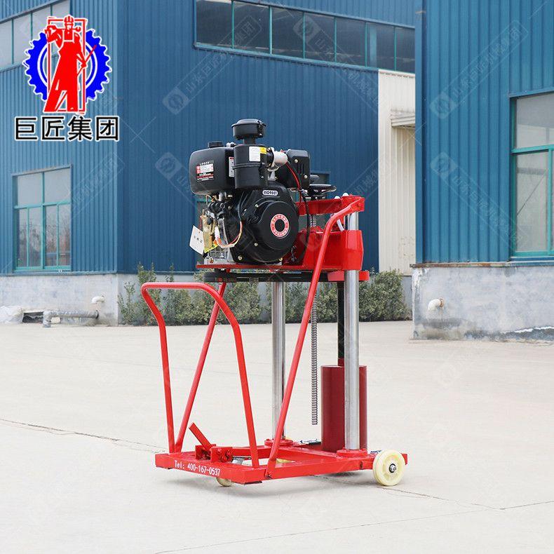 HZC-20柴油机动力混凝土钻孔取芯机打桩机建筑工程打桩机