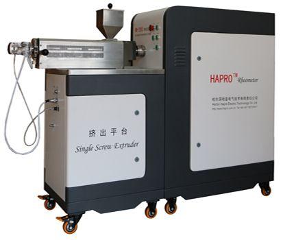 RM-200A混煉式轉矩流變儀