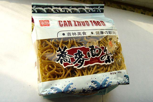 吉林蕎麥面條廠家銷售